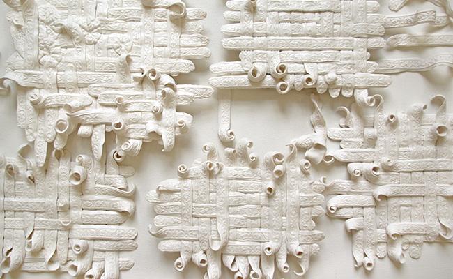 Porzellan, Nazli Alkaya, Akademie der Bildenden Künste München